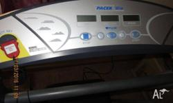 York Pacer 351M Treadmill Platinum series. Very good