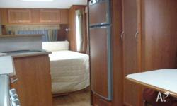 YORK YORK, Caravan, DEMO FULL VAN 22FT 6IN--PENINSULA