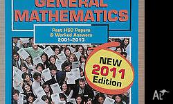 For Year 12 General Mathematics Excel Success One HSC