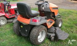 yth2754t husqvarna ride on Please ring for more info We