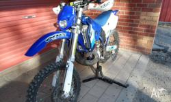 2002 yamaha Yz 250, great bike. located in bendigo vic
