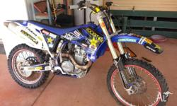 wanting to swap the 450 for a 2 stroke 125 or 250. or a