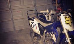 i have my Yzf250 2005 model for sale i am the secind