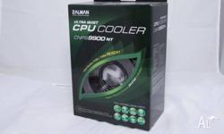 This CPU cooler was used with my Intel Core i7-950