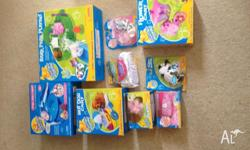 Zhu Zhu pets - I have a large box of them, it includes