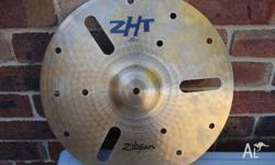 Zildjian ZHT EFX crash cymbal 16 inch in good used