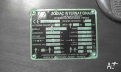 The Zodiac is in great condition has been refurbished