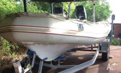 Selling our boat. Its been a great boat but have no