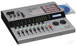 8 channel HDD recording studio, USB surface controller,